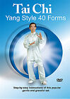 Tai Chi - Yang Style 40 Forms With Dr Paul Lam (DVD, 2010)