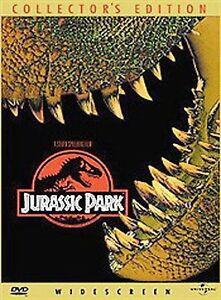 Jurassic Park (DVD, 2000, Widescreen Col...