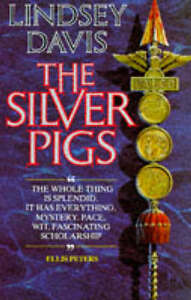 Davis-Lindsey-The-Silver-Pigs-Book