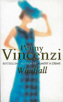 """AS NEW"" Vincenzi, Penny, Windfall Book"
