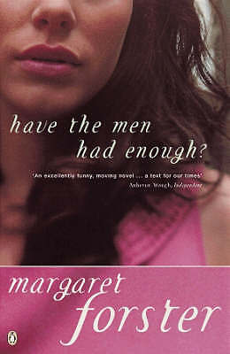 """""""AS NEW"""" Have the Men Had Enough?, Forster, Margaret, Book"""