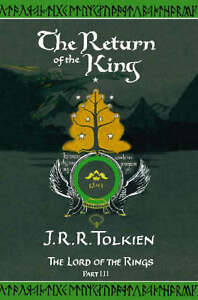 The-Return-of-the-King-The-Lord-of-the-Rings-P-J-R-R-Tolkien-Excellent