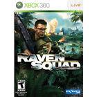 Raven Squad: Operation Hidden Dagger (Microsoft Xbox 360, 2009)