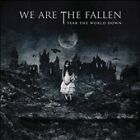 Tear the World Down [Digipak] by We Are the Fallen (CD, May-2010, Universal Republic)