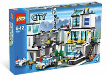 Lego City Police Headquarters 7744 For Sale Online Ebay