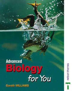 Advanced-Biology-for-You-Gareth-Williams-Good-Book