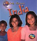 India by Vicky Parker (Hardback, 2005)