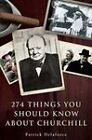 274 Things You Should Know About Churchill by Patrick Delaforce (Hardback, 2006)