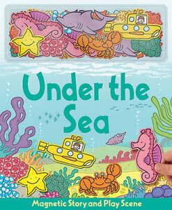 Alfie-Clover-Underwater-Sea-Magnetic-Playscenes-Book