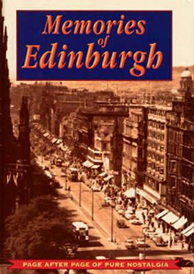 """""""AS NEW"""" Memories of Edinburgh, , Book"""