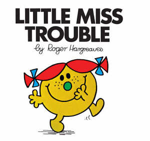 Little-Miss-Trouble-Little-Miss-Classic-Library-Hargreaves-Roger-Used-Good