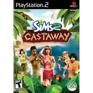 Sony-Playstation-2-The-Sims-2-Castaway-2007-SLES-54903