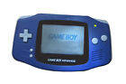 Nintendo Game Boy Advance Blue Handheld System