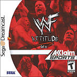 Wrestling Video Games WWF Attitude