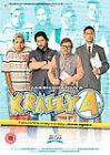 Krazzy 4 (DVD, 2008)
