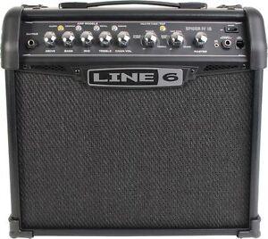 line 6 spider iv 15 15 watt guitar amp 614252006415 ebay