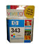 Printer Cartridge: Hewlett Packard 343 Ink Cartridge