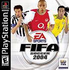 FIFA Soccer 2004 (Sony PlayStation 1, 2003)