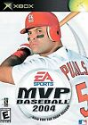 MVP Baseball 2004 (Microsoft Xbox, 2004)