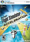 Microsoft Flight Simulator X: Acceleration (PC: Windows, 2007)