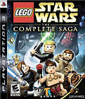 LEGO Star Wars: The Complete Saga (Sony PlayStation 3, 2007)