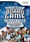 Ultimate Board Game Collection  (Wii, 2007) (2007)