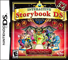 Interactive Storybook DS: Series 2 (Nintendo DS, 2007)