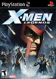 Details about X-Men Legends GAME CUBE+WII COMPLETE LikeNew xmen