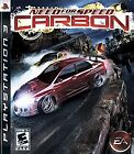 Need for Speed: Carbon (Sony PlayStation 3, 2006)