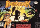 Prehistorik Man (Super Nintendo Entertainment System, 1996)