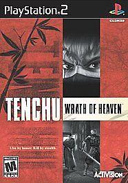 tenchu wrath of heaven