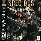 Spec Ops: Stealth Patrol  (Sony PlayStation 1, 2000) (2000)