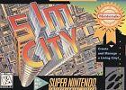 SimCity (Super Nintendo Entertainment System, 1991)