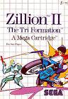 Zillion II: The Tri Formation (Sega Master, 1988)