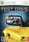 Test Drive Unlimited (Microsoft Xbox 360, 2006)