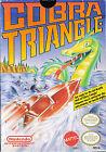 Cobra Triangle (Nintendo Entertainment System, 1989) - European Version