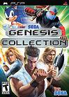 Sega Genesis Collection (Sony PSP, 2006)