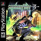 Syphon Filter 3 (Sony PlayStation 1, 2001)