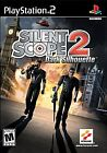 Silent Scope 2: Dark Silhouette  (Sony PlayStation 2, 2001) (2001)