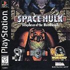 Space Hulk: Vengeance of the Blood Angels (Sony PlayStation 1, 1996)