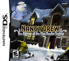 Nancy Drew: The Mystery of the Clue Bender Society (Nintendo DS, 2008)