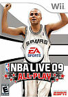 NBA Live 09: All-Play (Nintendo Wii, 2008)