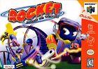 Rocket: Robot on Wheels (Nintendo 64, 1999) - European Version