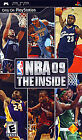 NBA '09: The Inside  (PlayStation Portable, 2008) (2008)