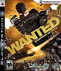 Wanted: Weapons of Fate (Sony PlayStation 3, 2009)