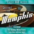 Greetings From Memphis-Classic R&B Artists von Various Artists (2007)