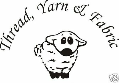 thread yarn and fabric