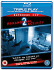 Paranormal Activity 2 (Blu-ray, 2011)