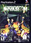 Hidden Invasion (Sony PlayStation 2, 2001)