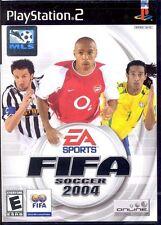 Jeux vidéo FIFA pour Sport et Sony PlayStation 2